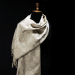 Silver Lace Stole (Stone)