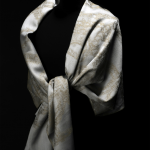 Silver Lace Stole (Gold)